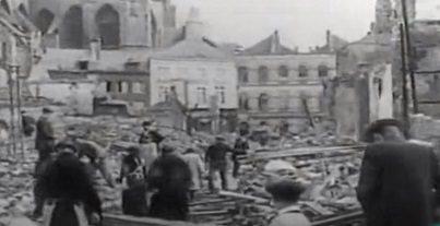 Ypres en ruinas