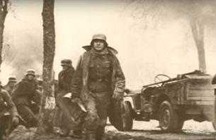 Alemanes en Bastogne
