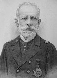 Almirante Patricio Montojo