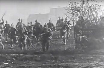 Ataque aleman batalla del Marne