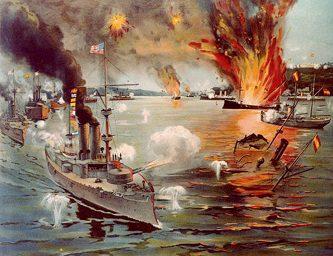 Incendio de la Flota