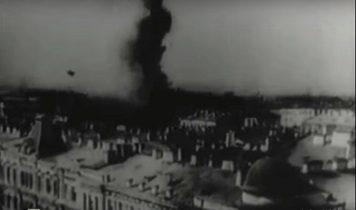 Bombardeo de Leningrado
