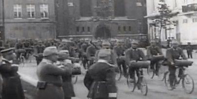 Entrada Alemana en Ypres