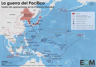 Escenario en el Pacifico