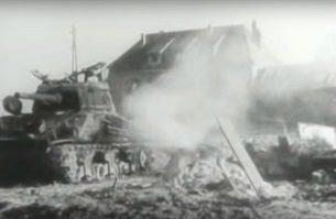 Inicio ataque Aleman