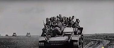 La batalla de Stalingrado 1942