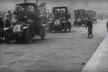 Taxis en la batalla del Marne
