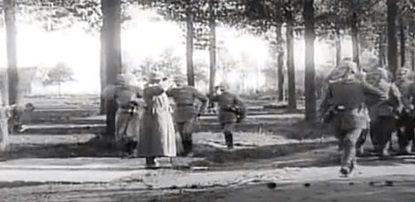 Tropas Alemanas en Ypres