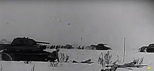 Rusos toman Stalingrado