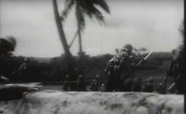 Contraataque Japones en Guadalcanal