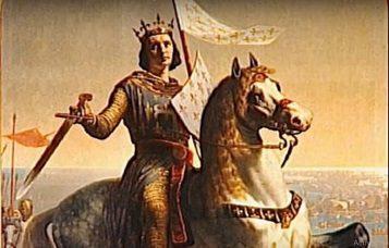 Rey Frances Luis IX