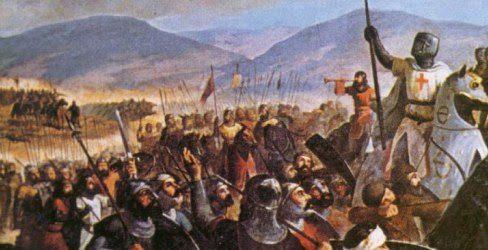 Marcha hacia Jerusalen