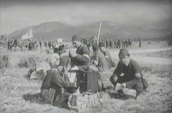 Refuerzos Japoneses en Guadalcanal