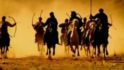 Ataque Musulman en Cruzada