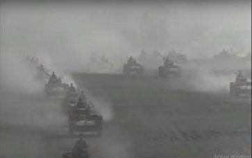 Tanques Japoneses en Guadalcanal