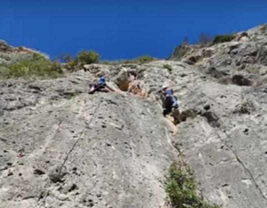 Zona escalada Corbera