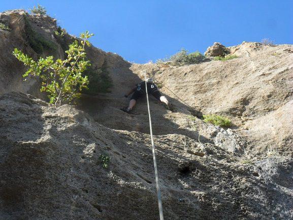 zonas escalada navarra