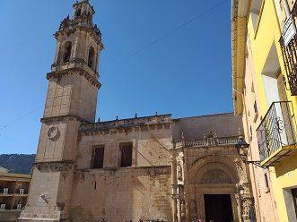 Iglesia de Biar