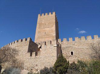 Torre castillo Banyeres