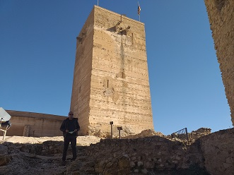 Torre Castillo Biar