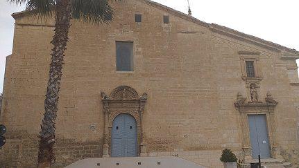 Iglesia santa Maria Ontinyent