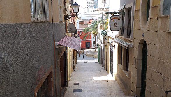 Barrio de santa Cruz 3