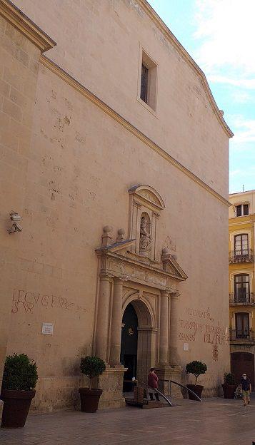 Concatedral san Nicolas de Bari