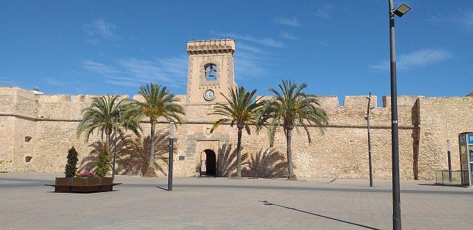 Fortaleza de santa Pola