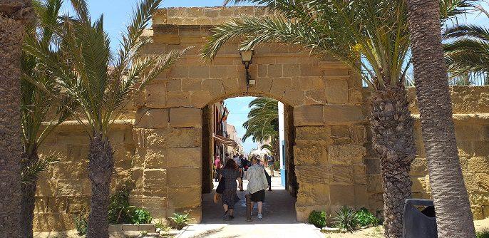 Puerta de Levante