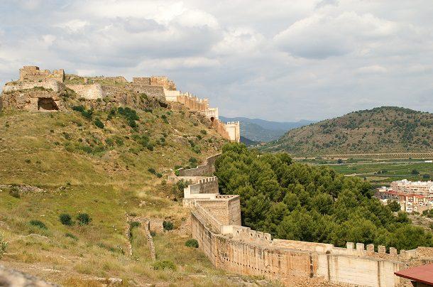 Castillo de Sagunto 1