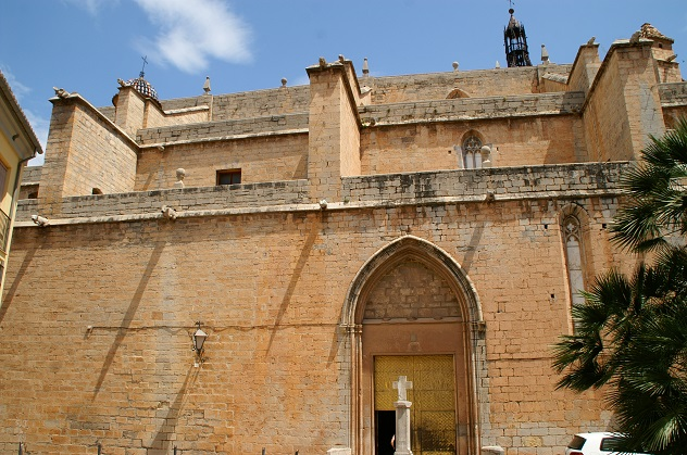 Iglesia arciprestal de Santa Maria 1