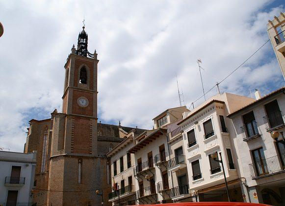 Iglesia arciprestal de santa Maria 2
