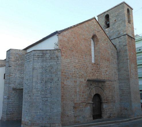 Iglesia del Salvador en Sagunto