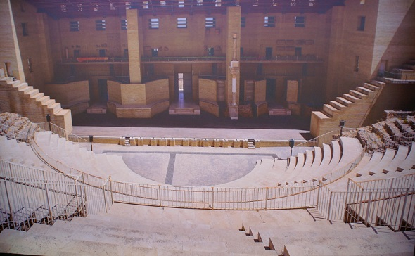 Teatro romano de Sagunto 1