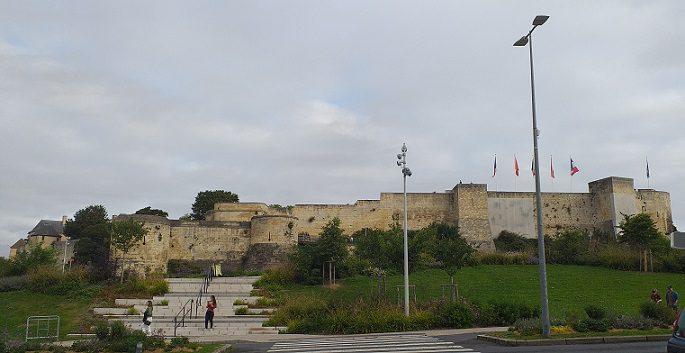 Castillo de Caen