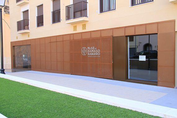 Museo Damaso Navarro